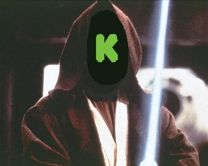 Kickstarter disturbance in the force
