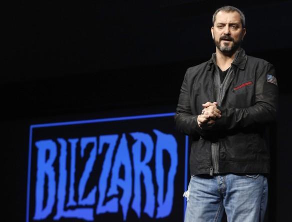 Chris Metzen Blizzard