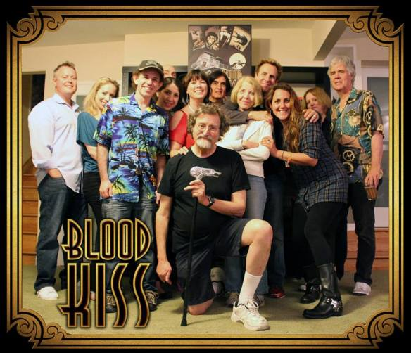 The Blood Kiss Team