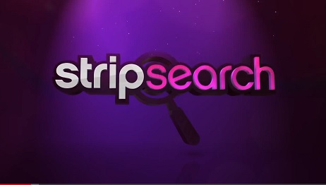 strip search logo