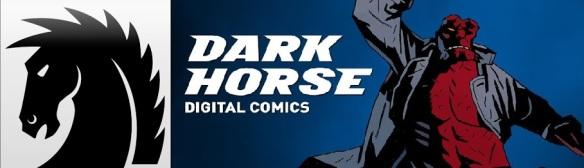 Dark Horse Comic App Banner