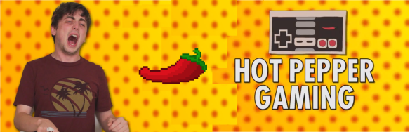 hot pepper gaming Channel Banner