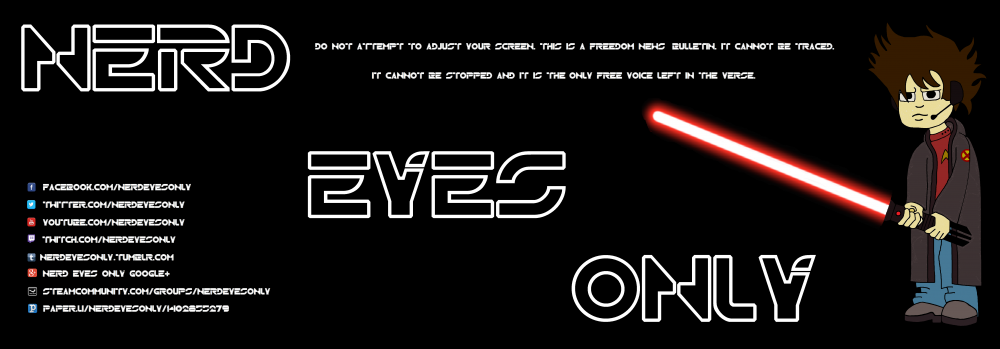 Nerd Eyes Only .com