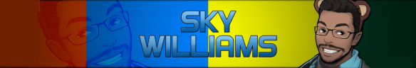 sky williams banner